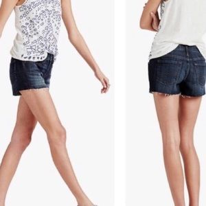 Lucky Brand The Cut Off denim shorts sz 4/27